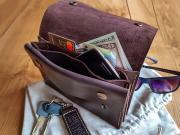 Клатч кожаный купить, натуральная кожа Crazy Horse, натуральная кожа, портмоне, клатч, портмоне купить, кошелек из кожи, кожаный кошелек