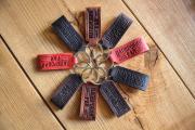 Брелки из натуральной кожи Trinket Infolk Leather Workshop